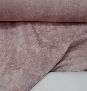 Tela chenilla rosa 280 - 5