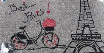 Felpudo París 35 x 70