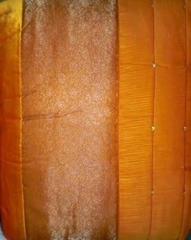 Buti edredón raso Naranja - 1