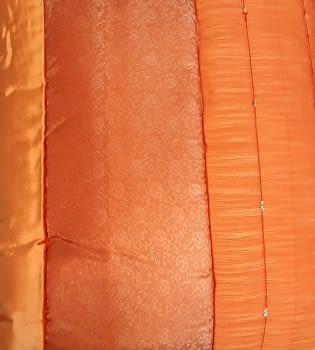 Buti edredón raso Naranja - 2