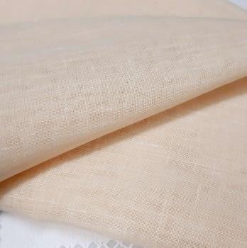 Tela visillo lino 80 x 140 cm
