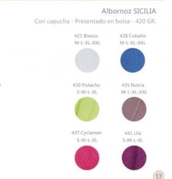 Albornoces capucha Sicilia - 1