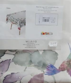 Manteles antimanchas colibríes - 4