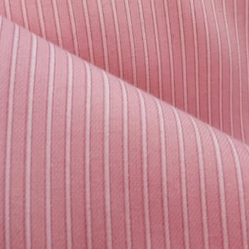 Tela rayas rosa 80