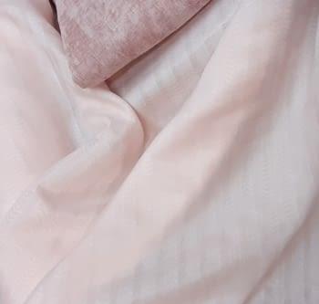 Tela visillo rosa brillo 280