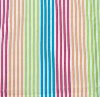 Tela rayitas colores 65 x 285 cm