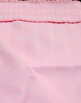 Cortina baño rosa 145 x 180 cm - 2