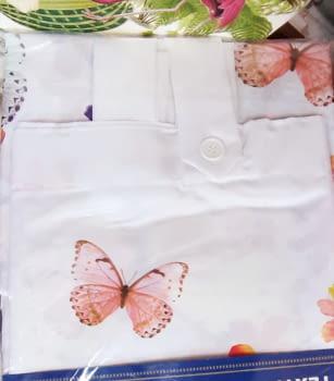 Cortina baño mariposas - 1