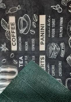Alfombra antideslizante cocina 52 x 120 - 1
