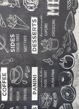 Alfombra antideslizante cocina 52 x 120 - 2