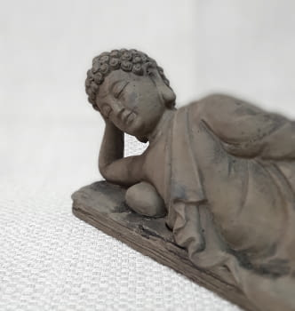 Buda tumbado pequeño - 1