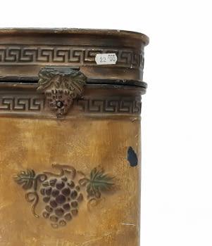 Caja vintage portabotellas - 1