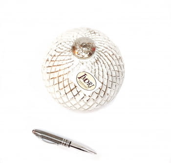 Bola decorativa Blanca