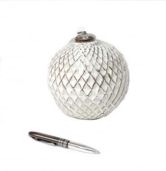 Bola decorativa Blanca - 1