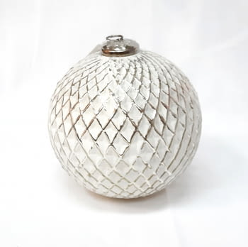 Bola decorativa Blanca - 2