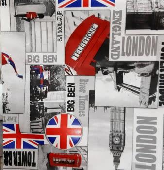 Tela loneta Londres 280