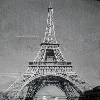 Cuadrante Torre Eiffel