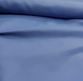 Tela Loneta satinada azul