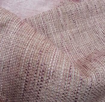 Tela Arpillera rosa 145 - 2