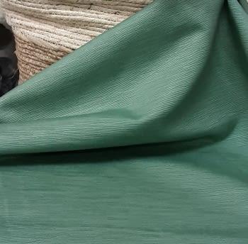 Tela Otomán verde