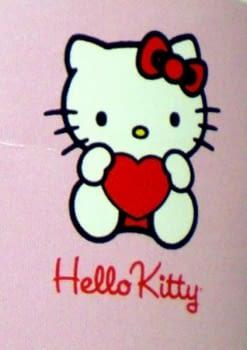 Manta Hello Kitty