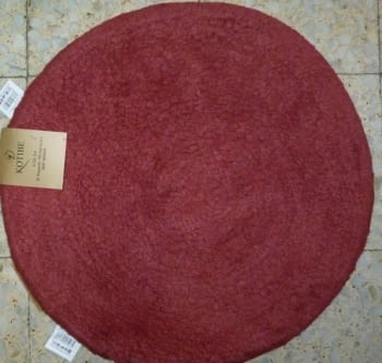 Alfombras redondas 60 cm - 2