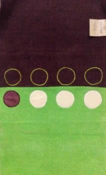 Alfombras círculos
