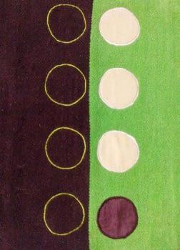 Alfombras círculos - 2