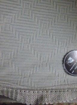 Faldilla terciopelo gris 70 - 1