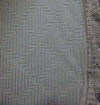 Faldilla terciopelo gris 70 - 2