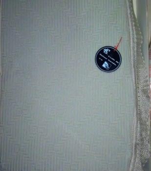 Faldilla terciopelo gris 70 - 3