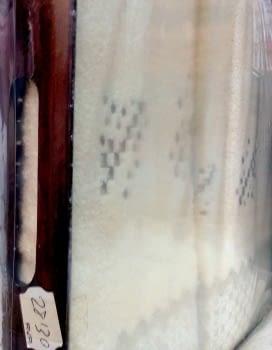 Juego Toallas en bandeja madera - 1