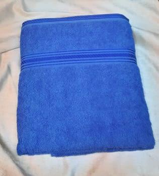 Juego 3 Toallas azul - 6