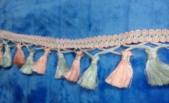 Flecos gris rosa - 3