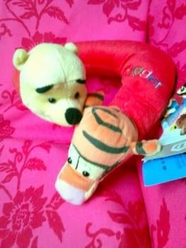 Reposacabezas Winnie the Pooh