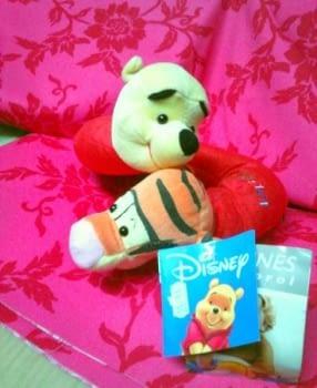 Reposacabezas Winnie the Pooh - 3