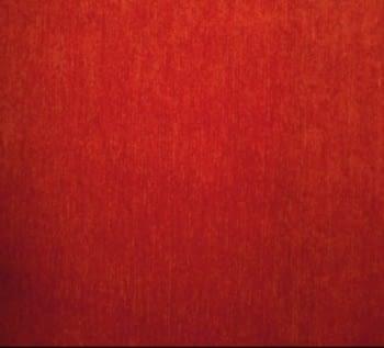 Tela Chenilla roja - 4