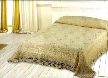 Boutí croché cama 135