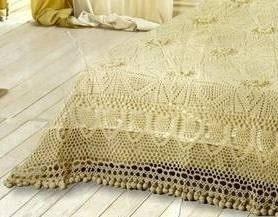 Boutí croché cama 135 - 1
