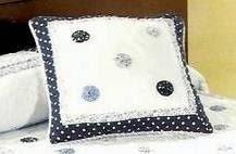 Boutí azul cama 150 - 2