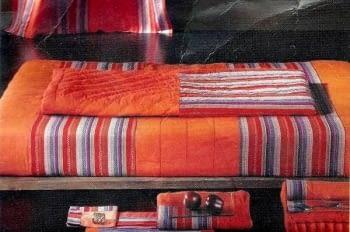 Butí naranaja cama 150