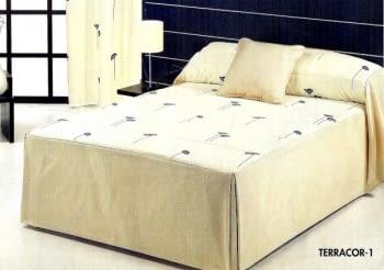 Colcha edredón cama 90