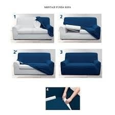 Fundas sofá 2 plazas - 1