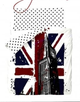 Funda nórdica Big Ben