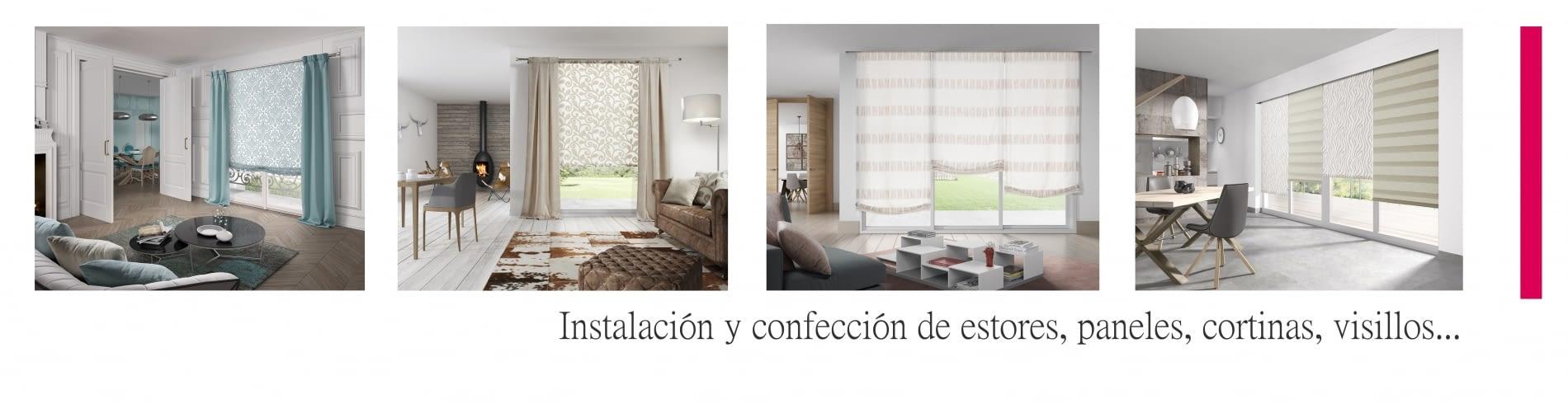 Instalación y confección
