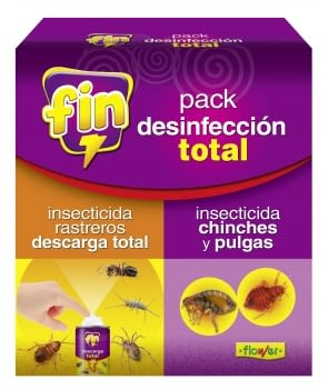 PACK DESINFECCIÓN TOTAL