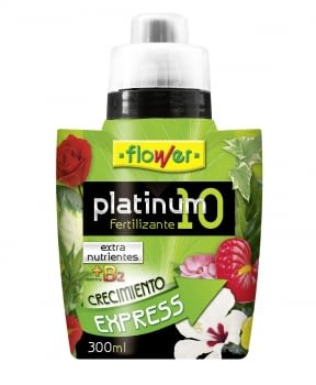 FERTILIZANTE LIQUIDO PLATINUM 10 300 ml