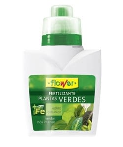 FERTILIZANTE PLANTAS VERDES 300 ml