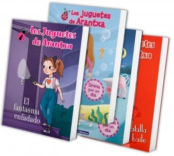 Nancy - Un Día con Arantxa + 4 libros - 3