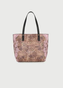 LIU·JO shopping estampado animal print